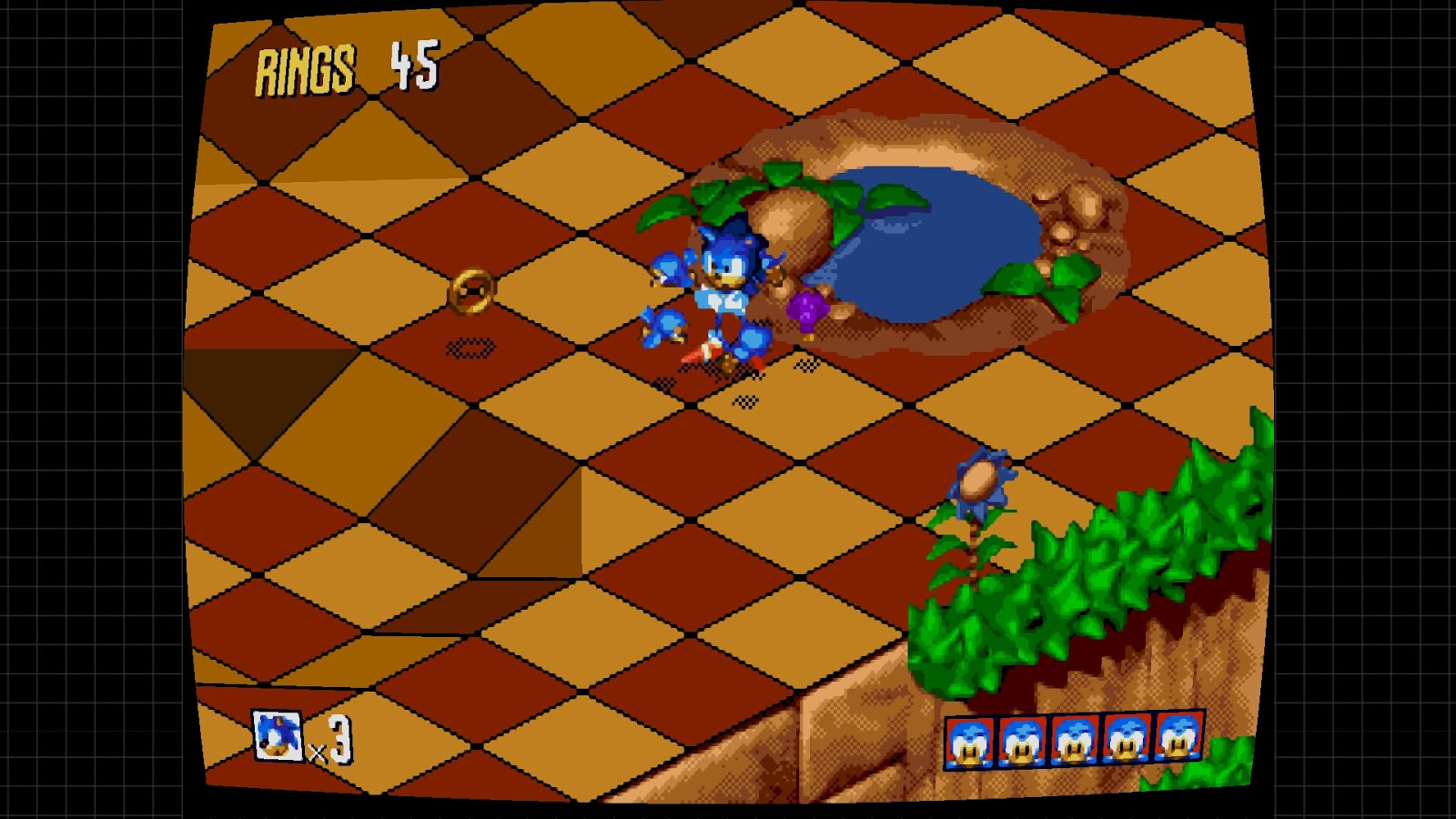 Undeadbobop's gaming blogs, and development: Sonic 3d blast