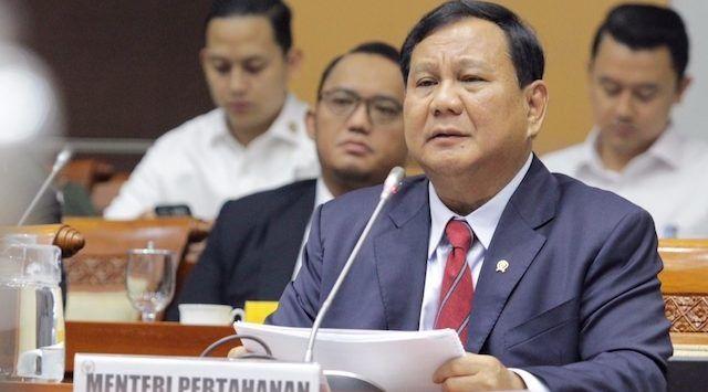 Indikasi Ini Terkuak, Mengapa Pengangkatan Prabowo Sebagai Menhan Disebut Misterius?