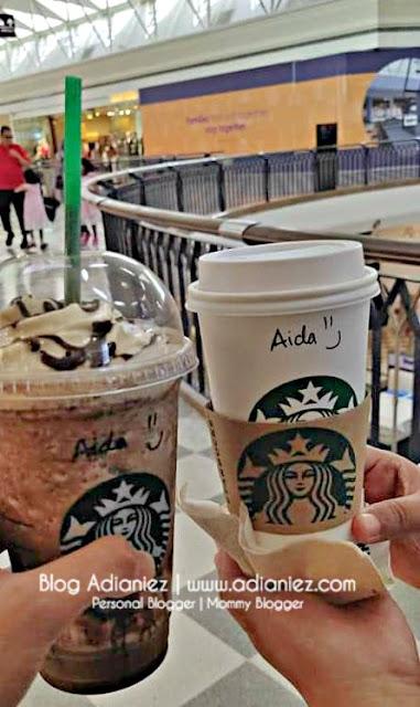 Starbucks | Cocoa Cappuccino + Hazelnut