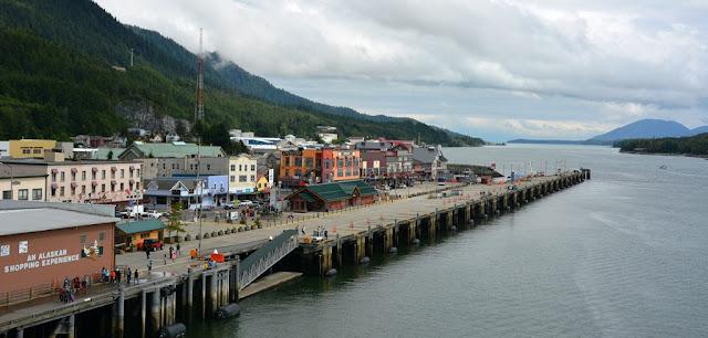Ketchikan Alaska peer