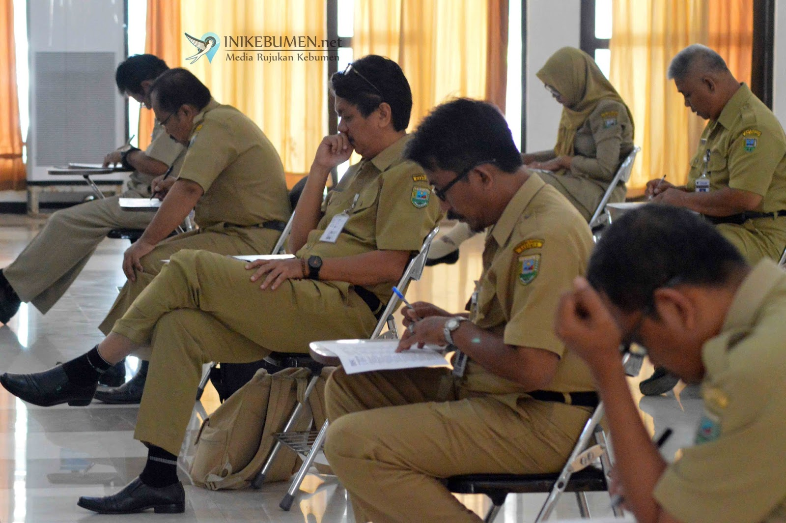 Meski Seleksi Terbuka, Pansel Rahasiakan 15 Kandidat Pejabat Eselon II