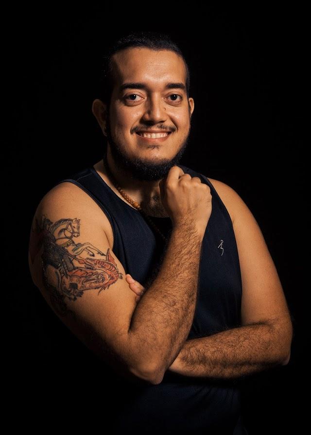 Chavalzada entrevista o fotógrafo artístico Adriano Carvalho