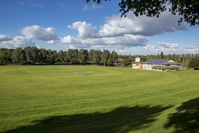 Campbell Park Cricket Pavillion