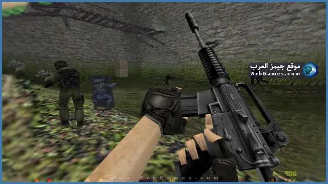 تنزيل لعبة Counter Strike 1.4 كاونتر سترايك 1.4 للكمبيوتر برابط مباشر ميديا فاير