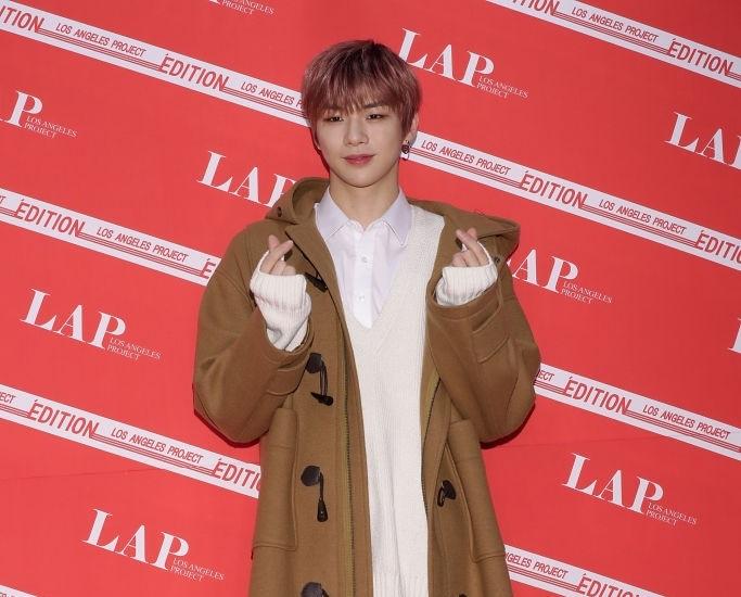 South Korean K-Pop star Kang Daniel breaks pope's Instagram fans record
