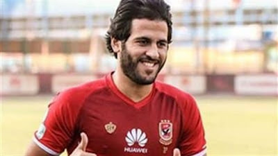 """الأهلي يكشف موقف """"مروان ورمضان"""" من مباراة المقاولون"""