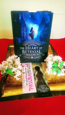 [Resenha] - The Heart of Betrayal - Mary E. Pearson