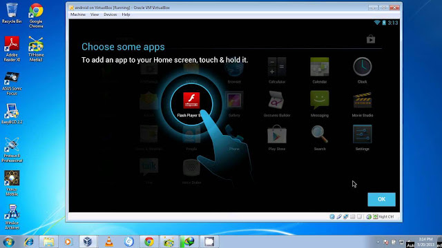 Cara main game android di PC dengan virtual machine