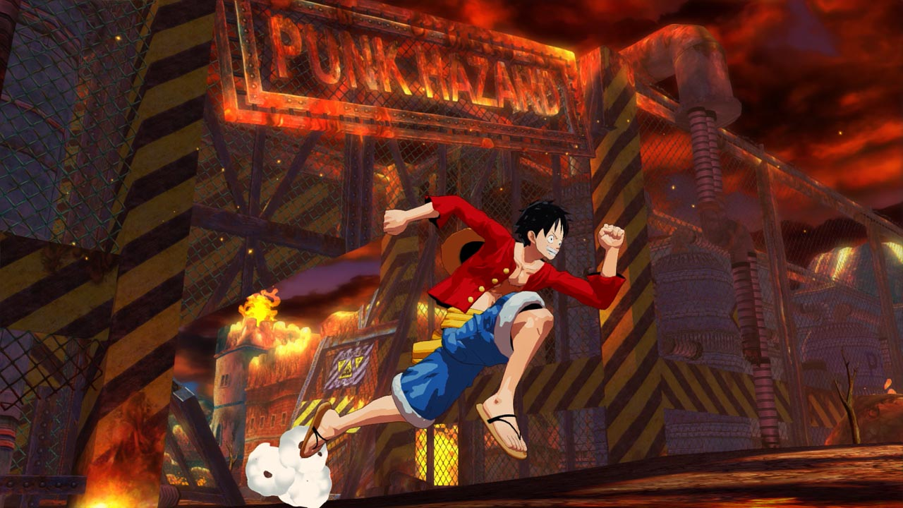 One Piece: Unlimited World Red - Deluxe Edition Español Full Crack