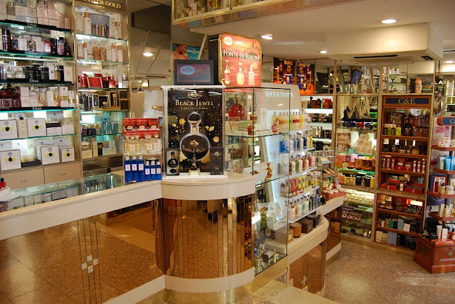 Loja Perfumery Franco em Veneza