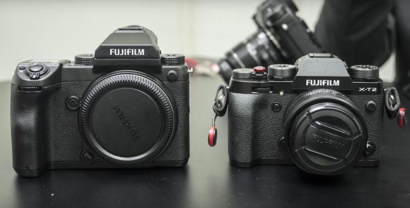 Fujifilm GFX 50S Camera Specs