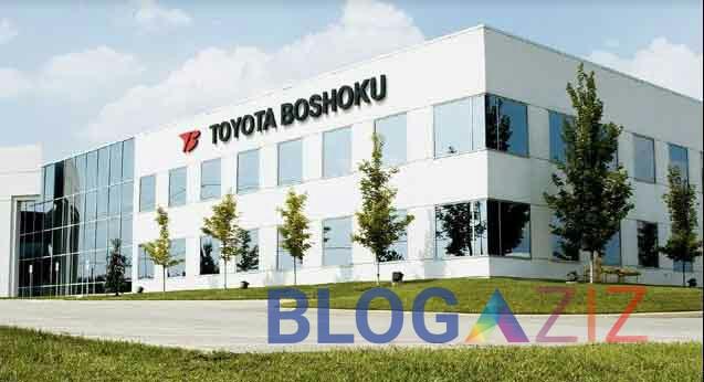 Info Lowongan Kerja PT. Toyota Boshoku Indonesia Terbaru 2018