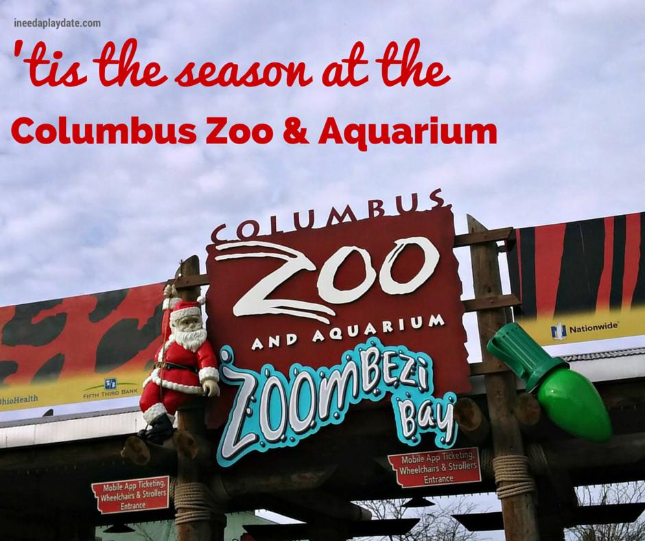 Columbus Zoo Lights Tickets