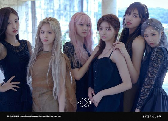 10 Kpop Girl Groups that You Need to Stan before 2020: EVERGLOW