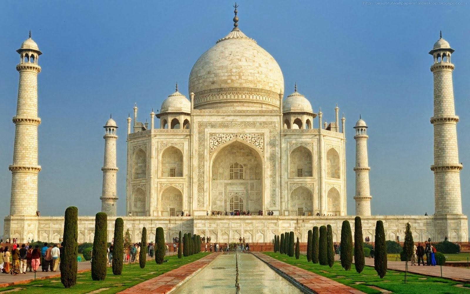 Beautiful Taj Mahal Wallpapers ~ Wallpaper