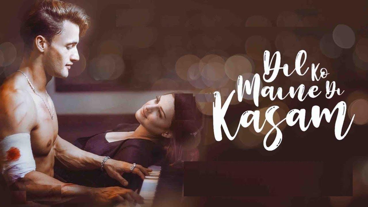 Dil Ko Maine Di Kasam Lyrics :- Arijit Singh   Asim Riaz & Himanshi Khurana