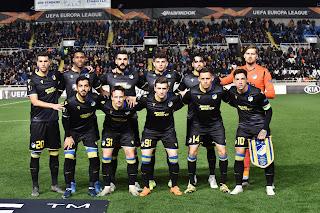 ΤΑΥΤΟΤΗΤΑ ΑΓΩΝΑ « ... » ΑΠΟΕΛ 0-3 FC BASEL #UEL