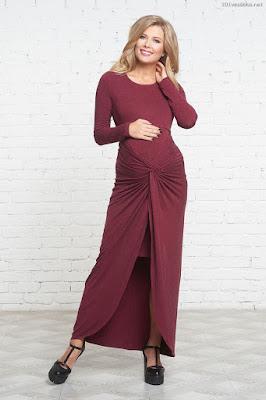 Vestidos para Embarazadas Largos