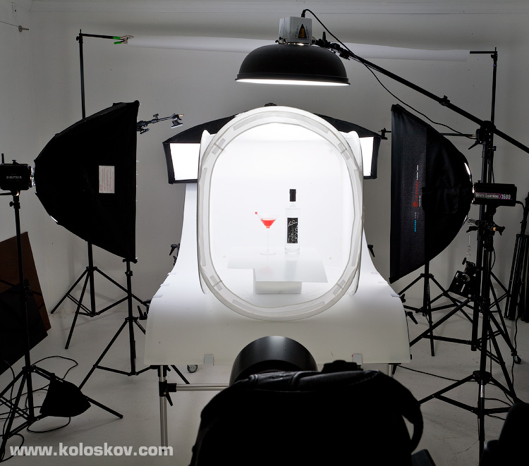 Strobe or continuous for product photography? -- Flash and ...
