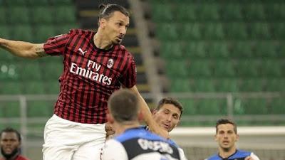 Milan Vs Atalanta Berakhir Imbang, Rossoneri Gagal Balas Dendam