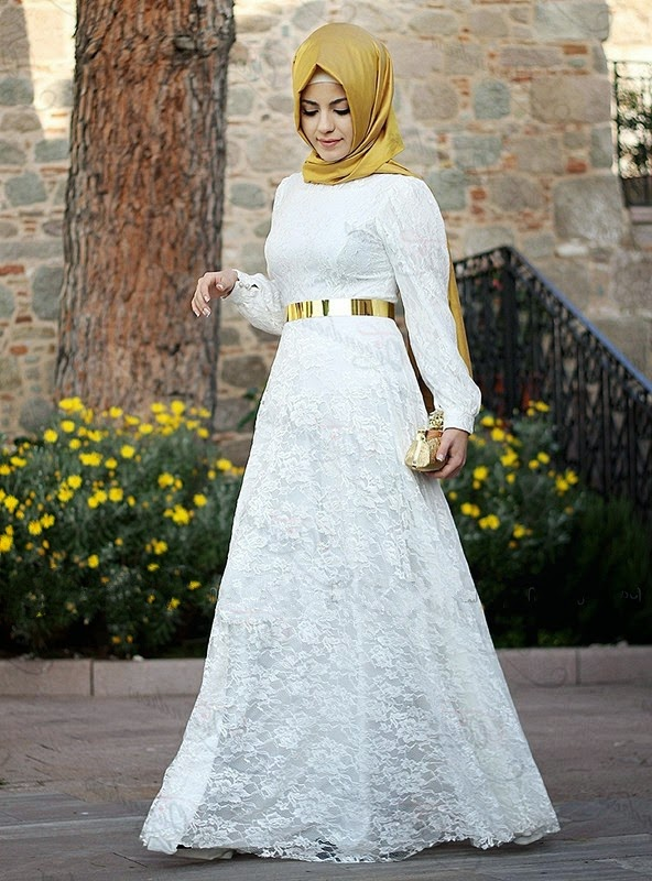 model jilbab bergo terbaru