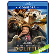 Las aventuras del doctor Dolittle (2020) 720p BRRip Audio Dual
