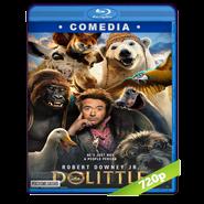 Las aventuras del doctor Dolittle (2020) 720p BRRip Audio Dual