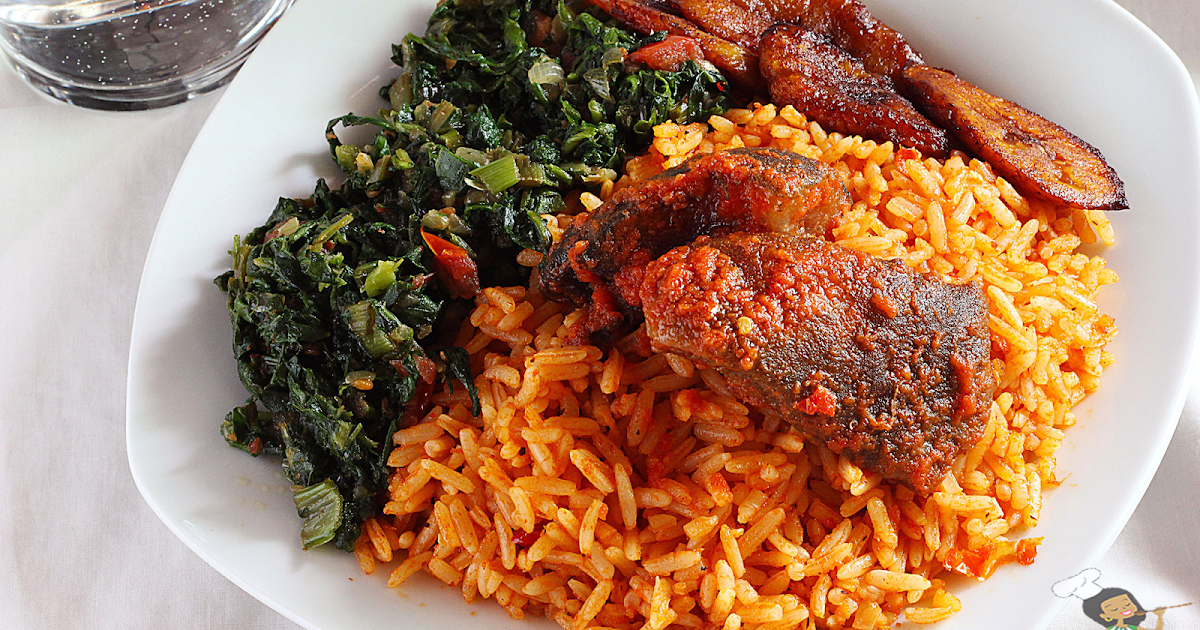 How to cook nigerian coconut rice coconut jollof rice ccuart Gallery