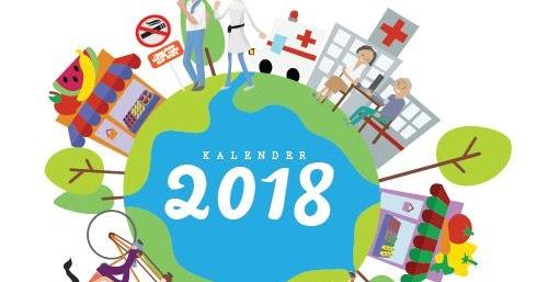 Download Kalender dan Agenda Kesehatan 2018