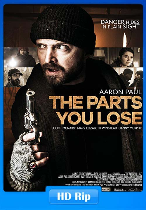 The Parts You Lose 2019 720p WEBRip x264 | 480p 300MB | 100MB HEVC