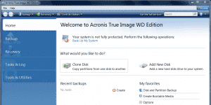 Acronis True Image WD Edition 16.0.0.5962