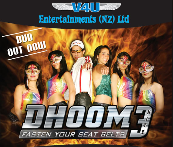 Dhoom 3 with Amir khan