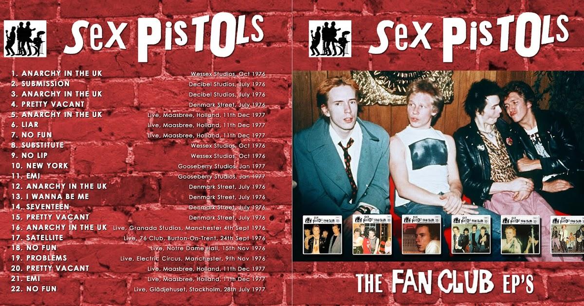 Sex Pistols Fan 70