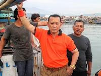Terus Jalin Silaturahmi, Dang Ike Edwin Kunjungi Desa Nelayan