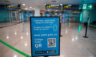 Preguntas con destino España