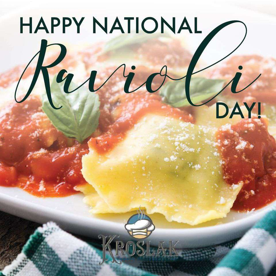 National Ravioli Day Wishes Images download