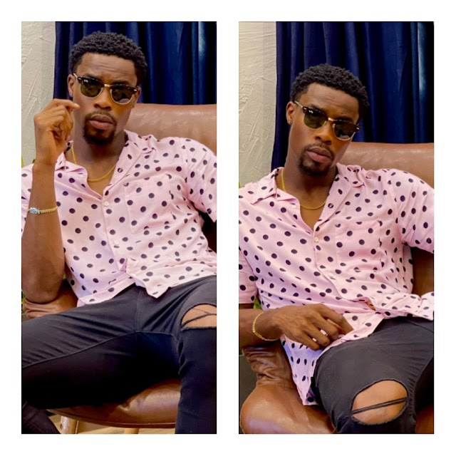 """I was hustling to pay my rent"" Bbnaija Neo recalls as he moves to his own new apartment"