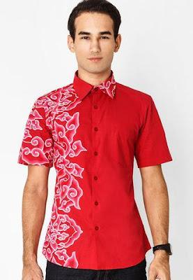 Trend Baju Batik Pria Modifikasi
