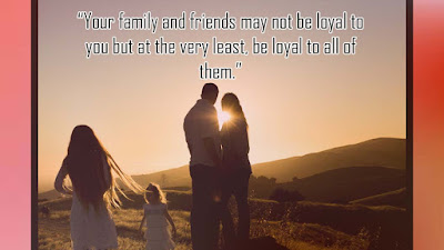 Quotes on Loyalty in Relationships images for family