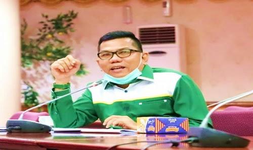 Pansus RUED DPRD Riau Gelar Rapat Kerja Bersama Dinas ESDM Provinsi & Bapenda Se-Kab/Kota