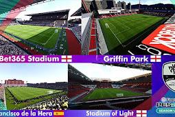 Mini Stadium Pack For - PES 2021