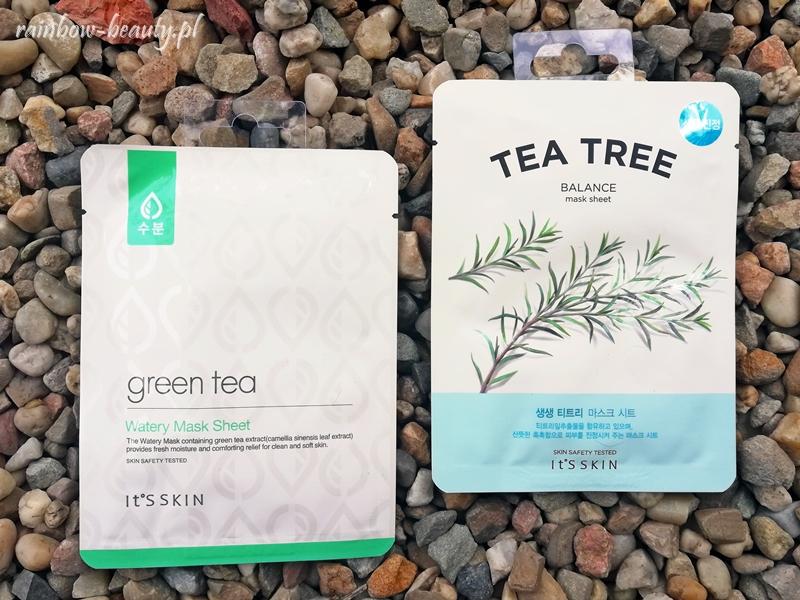 maski-w-plachcie-its-skin-green-tea-tree-blog-opinie