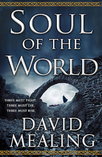 Interview with David Mealing, author of Soul of the World