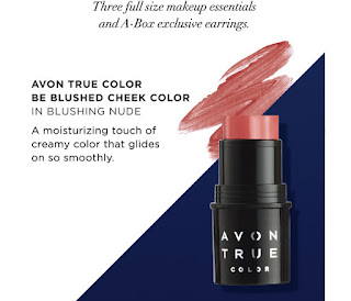 avon catalog True Color Be Blushed Cheek Color