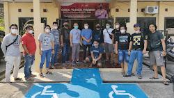 Hitungan Jam Polres Merangin Tangkap Pelaku Pembunuhan Plt Kadis BPBD