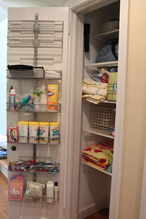 Houseography Linen Closet A Bargain Find
