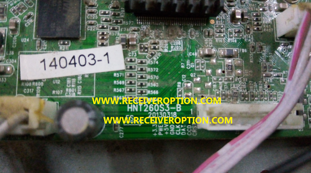 HNT260S3-B BOARD TYPE HD RECEIVERS FLASH FILE