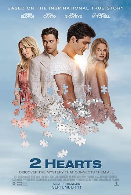Sinopsis Film 2 Hearts (2020) - Jacob Elordi, Radha Mitchell