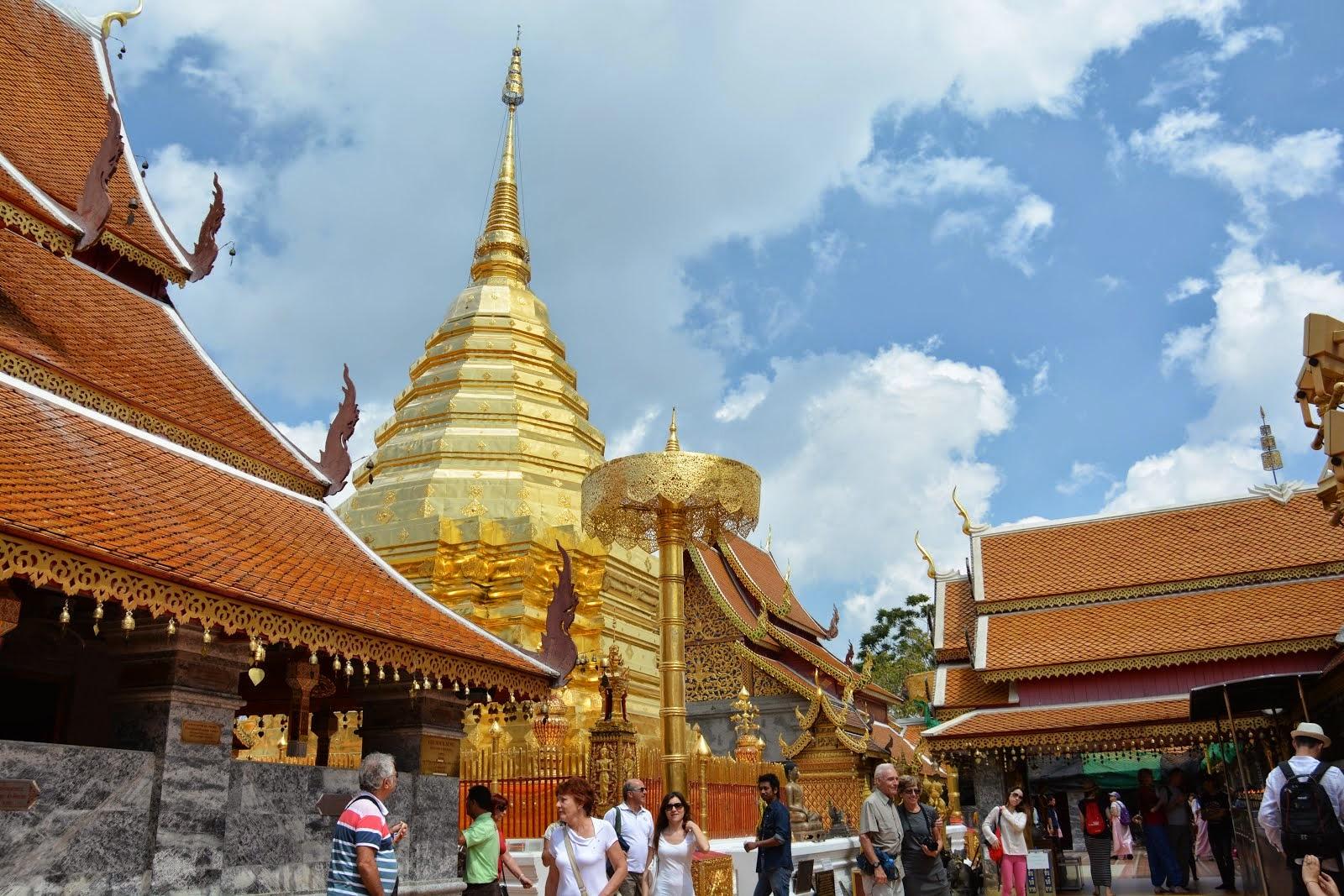2014 2/17~2/24 曼谷清邁曼遊記行: 泰國曼谷清邁八天七夜小旅行 DAY 3