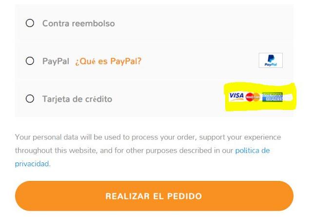 Como colocar logos e iconos en las formas de pago de WooCommerce